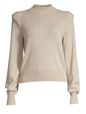 Atilla Wool & Cashmere Turtleneck Sweater