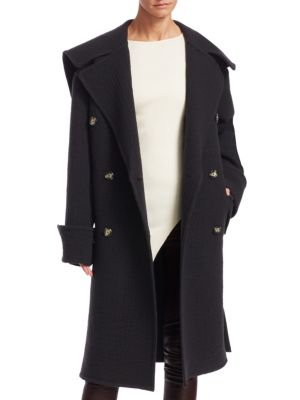 Blanket Wool Coat
