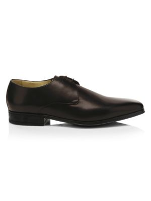 Oscar Leather Derby Shoes