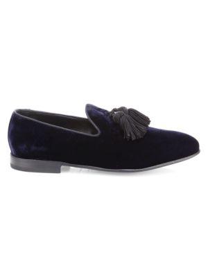 Enea Velvet Slippers