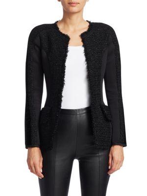 Scuba Tweed Jacket