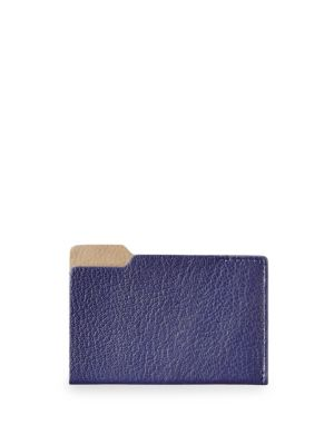 Marco Leather Card Case