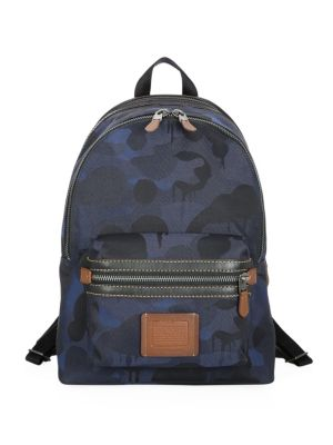 COACH Academy Wild Beast Backpack