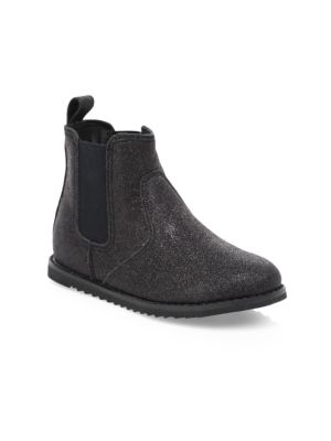 Kid's Glam Leather Boots