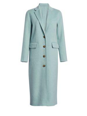 Russel Long Wool Coat