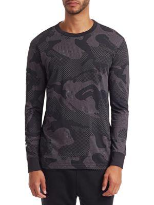 G-STAR RAW Camo Long Sleeve T-Shirt