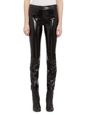 Galanthus Leather Leggings