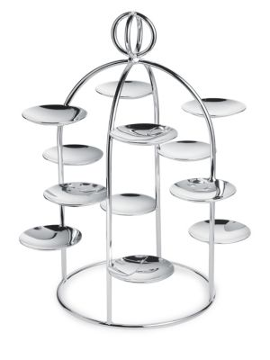 Latitude Petits Fours Serving Tower