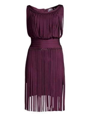 Fringe & Hardware Dress