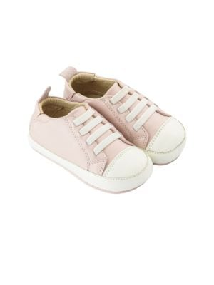 Baby's & Kid's Eazy Tread Leather Sneakers