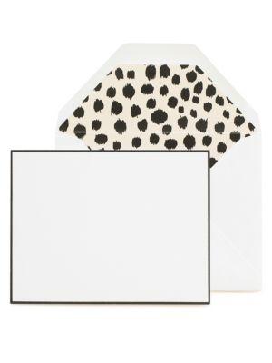 Leopard Print Note Set/Set of 6