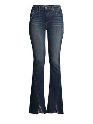 Lou Lou High-Rise Flare Jeans