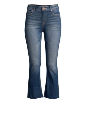 Mid-Rise Becca Baby Bootcut Ankle Jeans