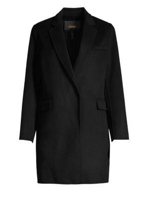 MAJE Double Face Coat