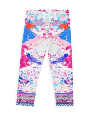 Little Girl's & Girl's Leggings