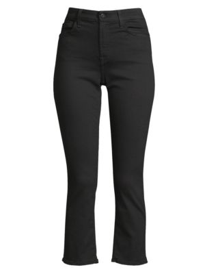JEN7 BY 7 FOR ALL MANKIND Straight Leg Crop Pants