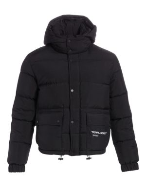 Quote Puffer Jacket