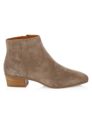 Fuoco Suede Ankle Boots
