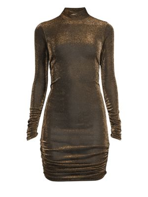 Wylie Ruched Bodycon Dress
