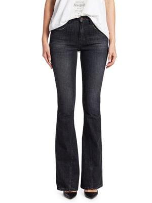 Cher Flared Leg Jeans
