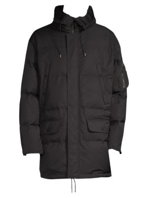 HUGO BOSS Belmu Quilted Parka