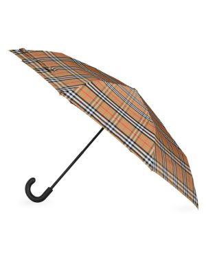 Packable Check Umbrella