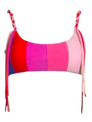 Rainbow Sunshine Swim Top