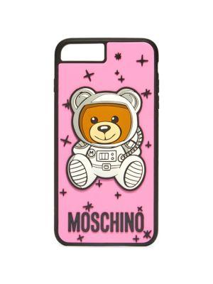 MOSCHINO Astro Bear iPhone 8 Plus Case