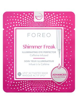 UFO Shimmer Freak 6-Piece Sheet Mask Set