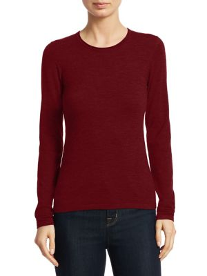 Long Sleeve Pullover Shirt