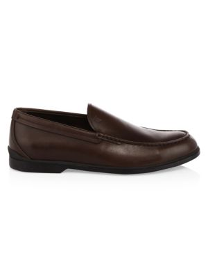 Pantofola Smooth Leather Loafers