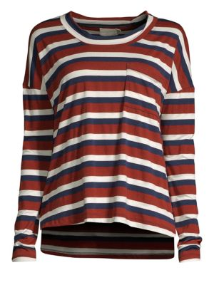 Edith Stripe Top
