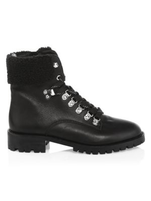 Jaylin Leather Hiking Boots