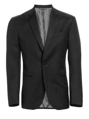 MODERN Wool Tuxedo Jacket