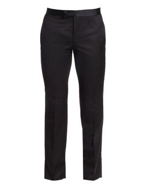MODERN Wool Tuxedo Trousers