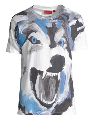 HUGO BOSS Large Dolferin Wolf Tee