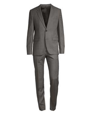 Wool Astian Suit