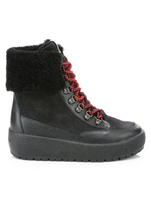 Tyler Foldover Shearling Boots