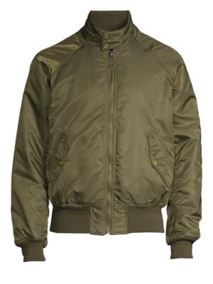 G9 Slim-Fit Winter Flight Jacket