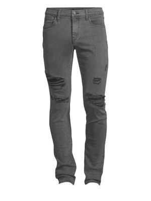 Mick Skinny Distressed Jeans