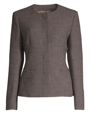 Spigola Wool & Cashmere Jacket