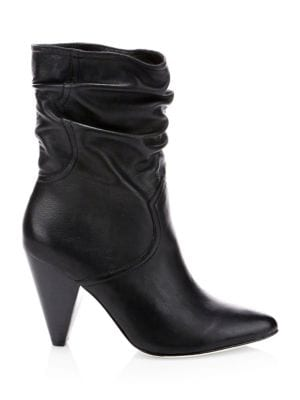 Gabbissy Slouch Ankle Boots