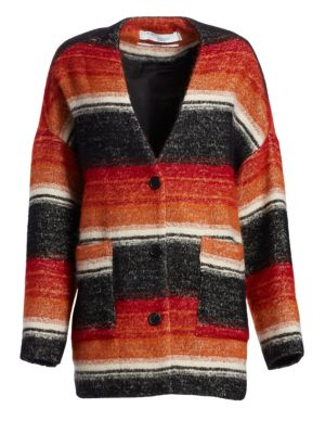 Passion Striped Jacket