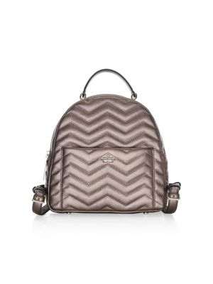 Reese Park Ethel Quilted Backpack