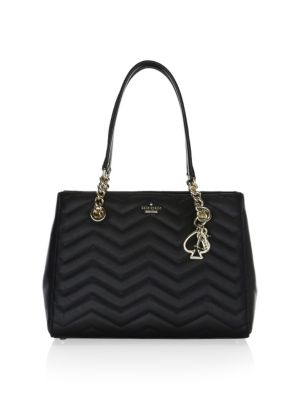 Reese Park Quilted Tote