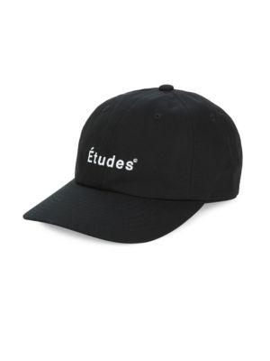ETUDES STUDIO Blue Tuff Logo Baseball Cap