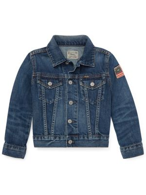 Little Boy's Denim Jacket