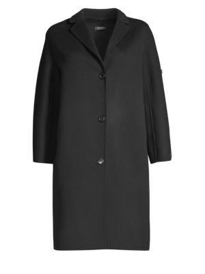 Avila Virgin Wool Coat
