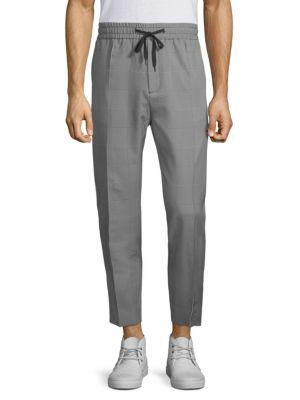 ETUDES STUDIO Jalousie Houndstooth Trousers