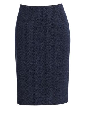 Sneaky Knit Pencil Skirt